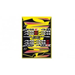BLAKCBIRD Stickers Kit Suzuki