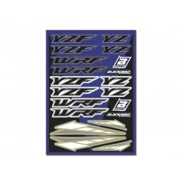 BLAKCBIRD Stickers Kit Yamaha