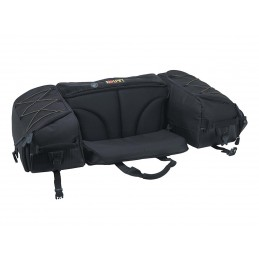 Kolpin Matrix SeatBag Rear Cargo Bag ATV Black