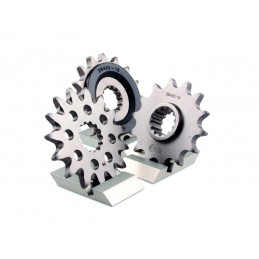 AFAM Front Sprocket 14 Teeth Steel Standard 428 Pitch Type 21305 Yamaha TW 125