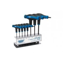 DRAPER Torx® keys set - 8 pieces