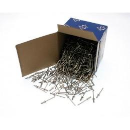 HELICOIL RIVQUICK® Flat Heads Rivets 3X8 Box 500 pcs