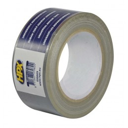 HPX American Duct Tape Silver 50mm x 25m