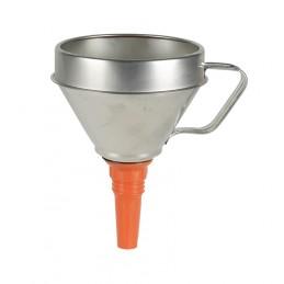 PRESSOL Tin Plate Funnel