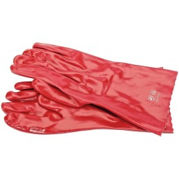 DRAPER PVC Safety Gloves