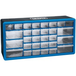 DRAPER Organisers with 30 Drawers