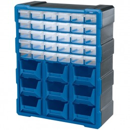 DRAPER Organisers with 39 Drawers