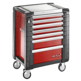 FACOM Jet+ Roller cabinet with 7 drawers
