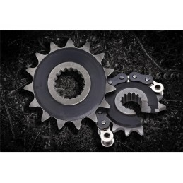 PBR RSS Front Sprocket 15 Teeth Steel Noise-Free 520 Pitch Type 2119