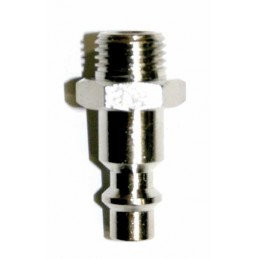 """PTS OUTILLAGE Coupling Adaptor 1/4"""" male"""