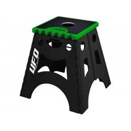 UFO Mecha Foldable Bike Stand Green
