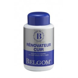 BELGOM Leather Renovator 250ml Bottle