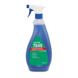 LOCTITE 7840 Degreasing Solution 750ml Spray