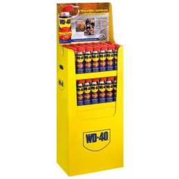 WD-40 Pro System Display + Spray 500ml