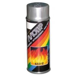 MOTIP Heat Resistant Lacquer Silver
