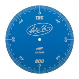 MOTION PRO Engine Timing Degree Disc Ø172mm