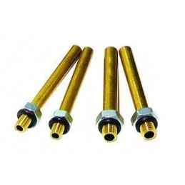 MOTION PRO Adaptors set short brass Ø6mm