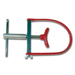 BIHR Wheel & Pulley Locking Key 90-120 mm
