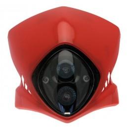 BIHR Viper Headlight Red
