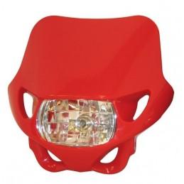 BIHR Enduro Headlight Red 12V/55W