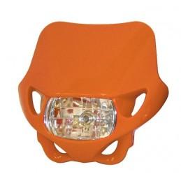 BIHR Enduro Headlight Orange 12V/55W