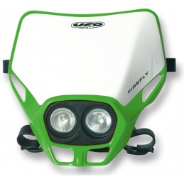 UFO Firefly Twins Headlight Green