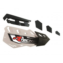 RACETECH FLX Handguards Replacement Covers White for 789676