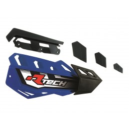 RACETECH FLX Handguards Replacement Covers Blue for 789677