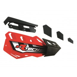 RACETECH FLX Handguards Replacement Covers Red for 789680