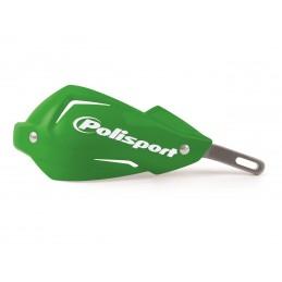 POLISPORT Replacement Shell Touquet Hand Guard Green