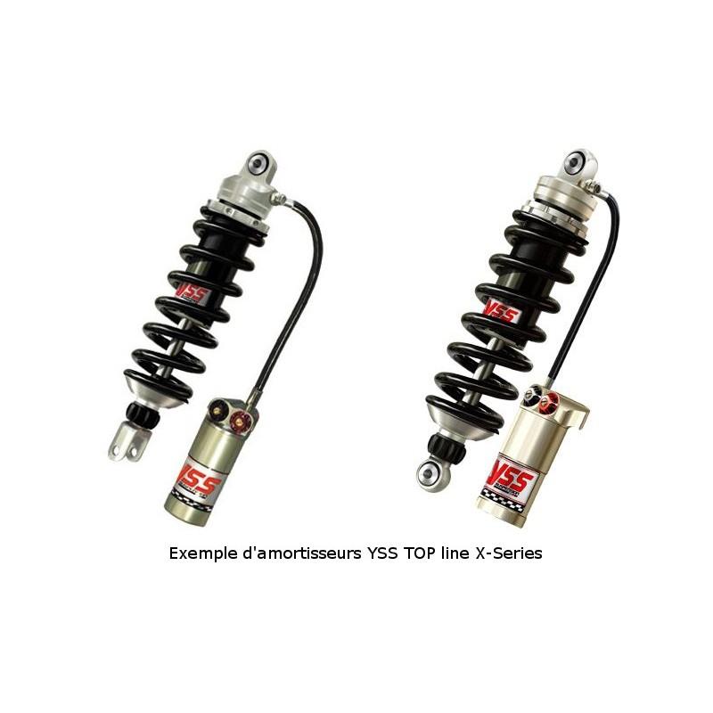 YSS TOP line G-Series hydraulic shock absorber YAMAHA SR 500