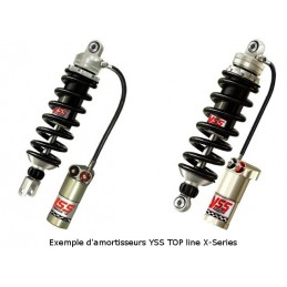 YSS TOP line Z-Series twin shock absorber KAWA ZEPHYR 750
