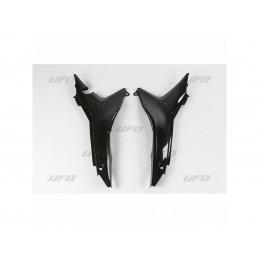 UFO Air Box Covers Black Honda CRF450R/250R