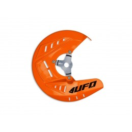UFO Front Disc Protector Orange KTM SX/SX-F 125 & +