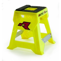 RACETECH R15 MX Stand Neon Yellow