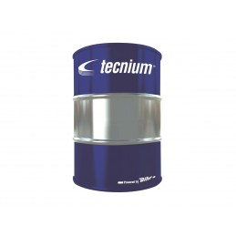 TECNIUM 10W40 Motor Oil Semi-Synthetic, 204L Drum