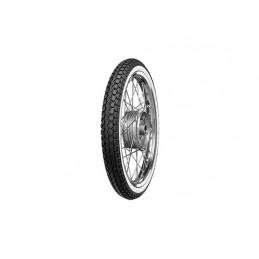 CONTINENTAL Tyre KKS 10 WW White wall 2.25-19 M/C 41B TT