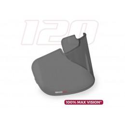 PINLOCK 100% Max Vision Dark Smoke Insert for ARAI SAI type screens