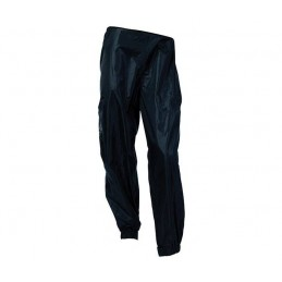 OXFORD Rainseal Over Pants Black Size XL