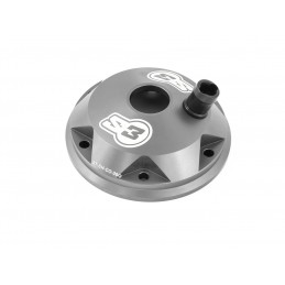 S3 Stars Head Cylinder Head & Insert Kit Aluminium Titanium Sherco/Scorpa 125