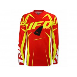 UFO Element Jersey Red Size XL