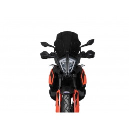 MRA Touring Windshield Black KTM 790 Adventure