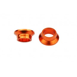 SCAR Rear Wheel Spacer Orange KTM