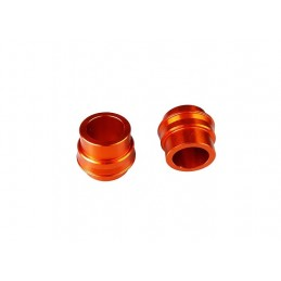 SCAR Front Wheel Spacer Orange KTM