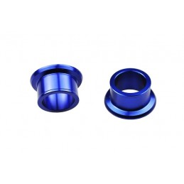SCAR Rear Wheel Spacer Blue Yamaha YZ