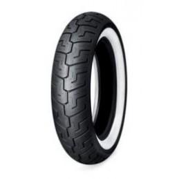 DUNLOP Tyre D404 WWW Wide-White-Sidewall 150/90 B 15 M/C 74H TL