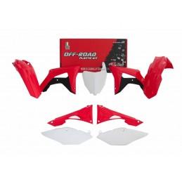 RACETECH Plastic Kit OEM Color (2020) Honda CRF250/450