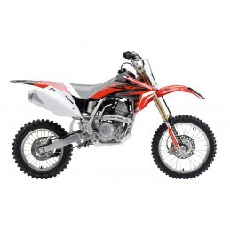 BLACKBIRD Dream Graphic 4 Graphic Kit Honda CRF150R