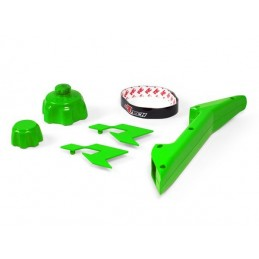 RACETECH Fuel Can Accessory Kit Green
