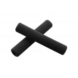 V PARTS Foam Lever Grips Black